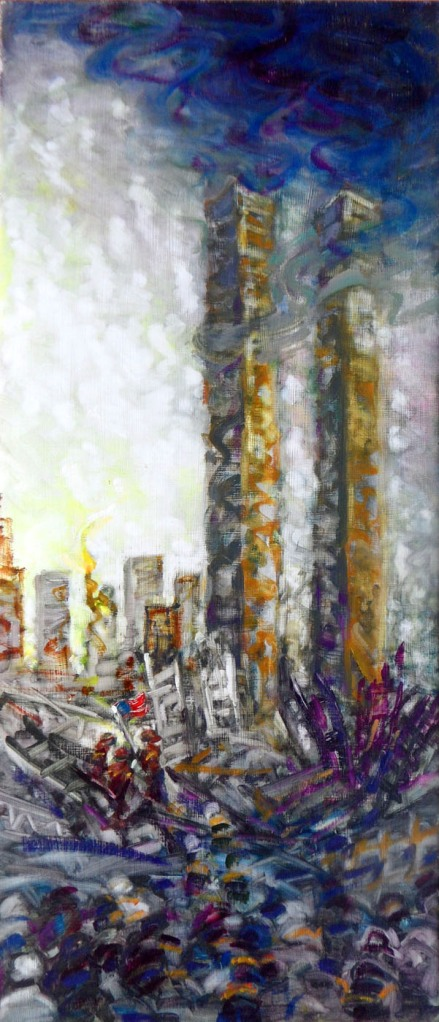 9-11 by Linda Mitchell
